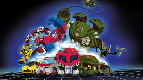 Transformers: Robots in Disguise (9)