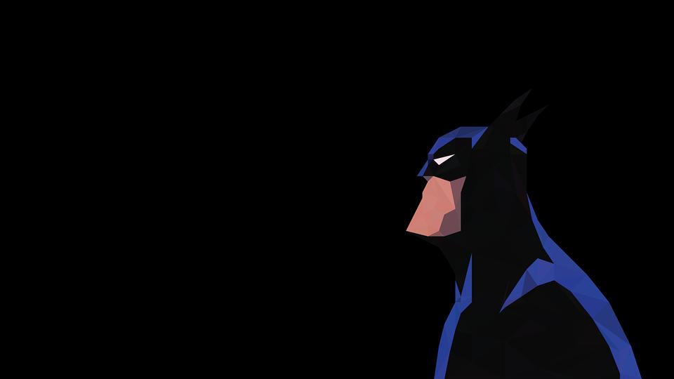 černý batman