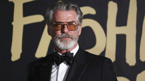 Pierce Brosnan¨.
