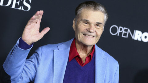 Komik Fred Willard.