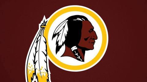 Logo Redskins.