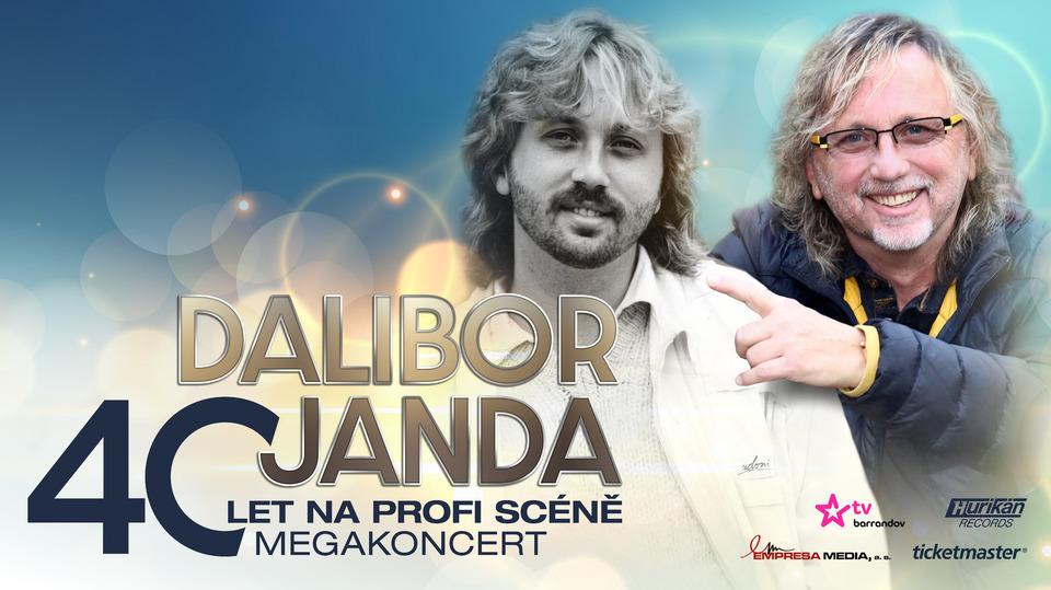 Dalibor Janda 60 Megakoncert Porady Barrandov Tv